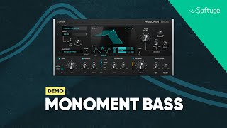 Monoment Bass Demo – Softube