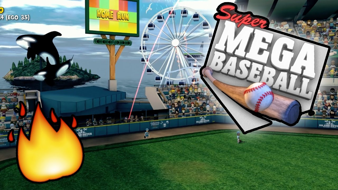 this game is amazing super mega baseball 1 youtube