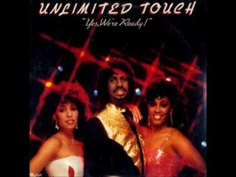 Unlimited Touch - Your Love Is Serious