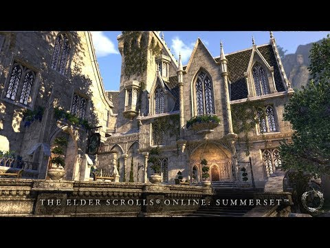 ESO LIVE: Summerset Homes & PvP Updates!