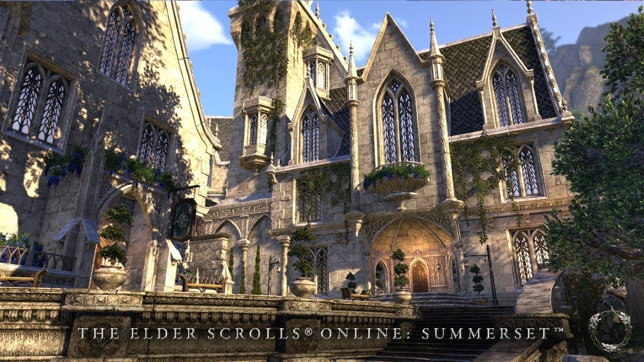 Summerset expansion builds on Elder Scrolls Online's 'best