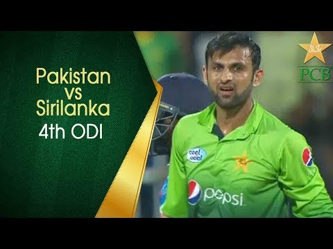 Pakistan vs Sri Lanka - 4th ODI PCB