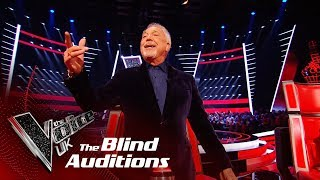 Sir Tom Jones' 'I've Got A Woman' | Blind Auditions | The Voice UK 2019