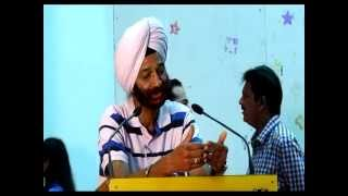Part{6/18} Honoring Seniors At Thapar Alumni Day