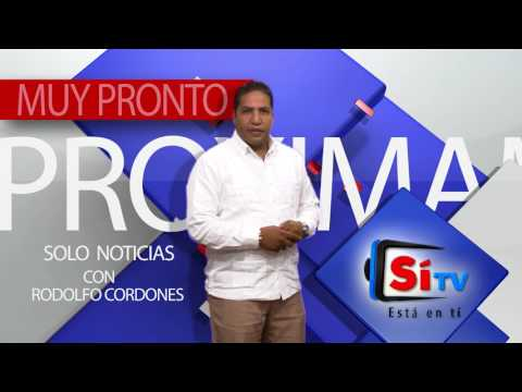 Promo Solo Noticias Proximamente SITV 720P