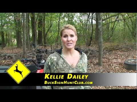 Deer Call Tip of Week, Buck Sign Hunt Club
