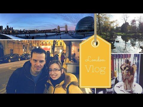 London Vlog ‹~‹‹