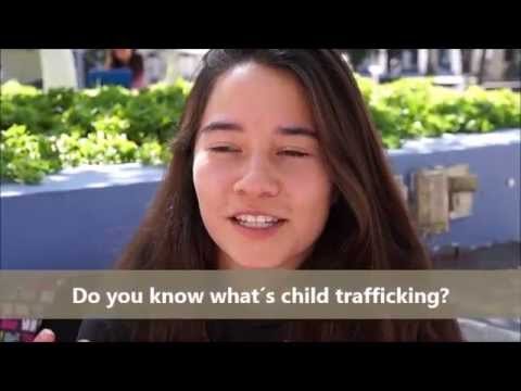 Child Trafficking(Ricky Martin´s Foundation)