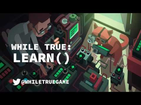 Creator of while True: learn() on programming in game development