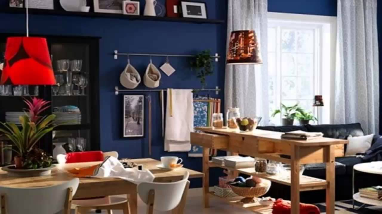 الإبداع فى تصميم غرف طعام إيكيا       YouTube
