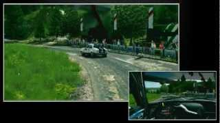 WRC 3 Gameplay - Rally Germany - Ford Escort RS 1600 - HD 720p