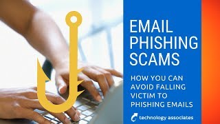 How To Avoid Falling Victim To A Email Phishing Scam