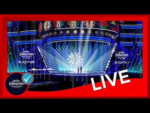 LIVE: Almost JUNIOR EUROVISION 2018 (Full Show)