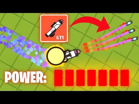MAX SUPERPOWER MYTHICAL COMBO! // Zombsroyale.io