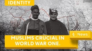 The role of Muslims in WW1
