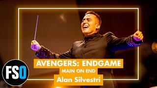 FSO - Avengers: Endgame - Main on End (Alan Silvestri)