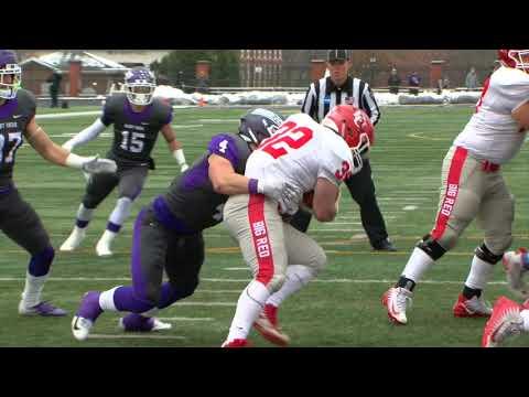 Denison vs Mount Union Highlights (11/17/18)