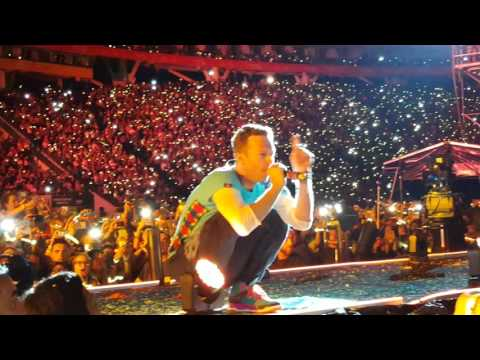 Coldplay en Buenos Aires - Fix You desde el Campo @Estadio Único De La Plata Mp3