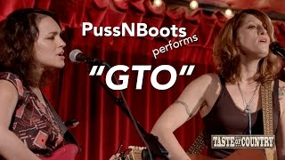 Puss n Boots Perform