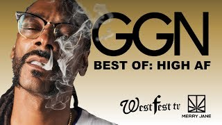 The Best High AF Moments w/ Kathy Bates, A$AP Rocky, Ilana Glazer, and More! | GGN with SNOOP DOGG