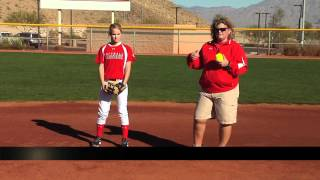 Corrective Video: INFIELD - READY POSTION