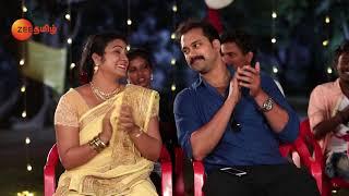 Poove Poochoodava - Indian Tamil Story - Episode 206 - Zee Tamil TV Serial - Best Scene