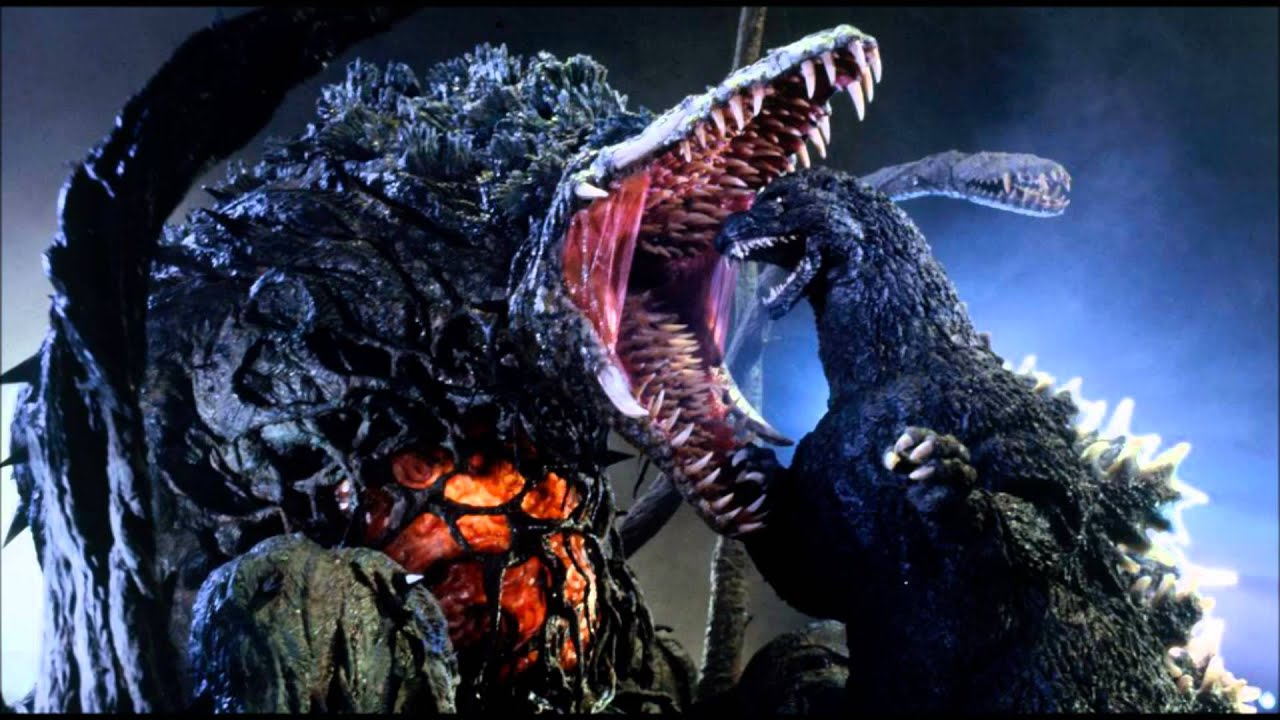 Godzilla vs Biollante Dissected Part 1 - YouTube