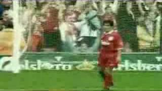 Patrik Berger 15 Liverpool
