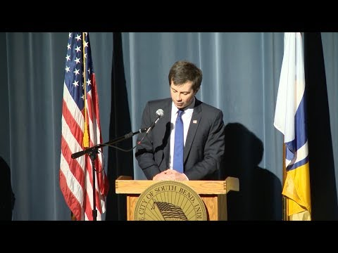 South Bend State of the City 2018
