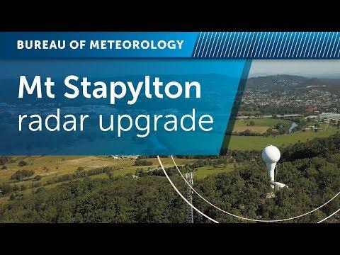 Mt Stapylton Radar Upgrade - Queensland