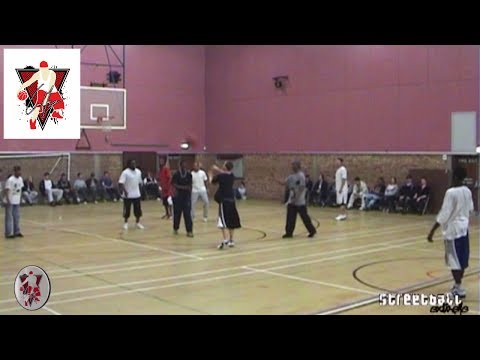 STREETBALL LEGEND CONMAN CRASHES BASKETBALL COURT IN COLCHESTER UK!!!