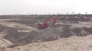 قناة السويس الجديدة: أكبر موقع حفر فى قناة السويس الجديدة