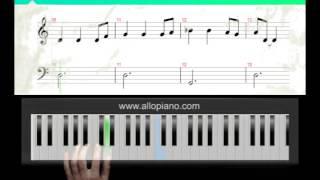 ALLOPIANO - Cours de piano Musique de film - Le pirate des caraibes