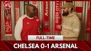 Chelsea 0-1 Arsenal | Happy With The Win But Kroenke Out! (Turkish)