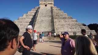 Chichen Itza Piramitleri - Chichen Itza Pyramid - Mexico