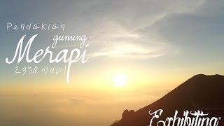 Pendakian Gunung Merapi 2930 mdpl