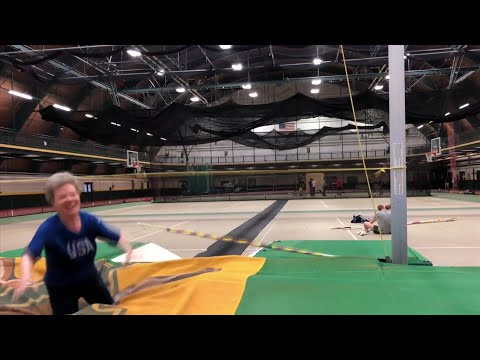 Such Great Heights: 84-Year-Old Pole Vaulter Keeps Raising The Bar