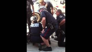 Police in London, Ontario
