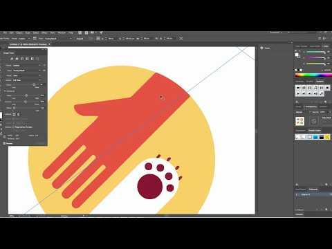 🔍 трассировка изображения в Adobe Illustrator | векторная графика трассировка в иллюстраторе