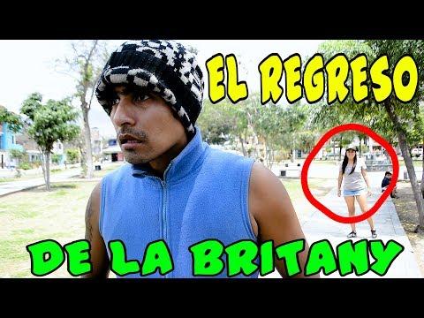 EL REGRESO DE LA BRITANY - EL BRAYAN - Loco IORI
