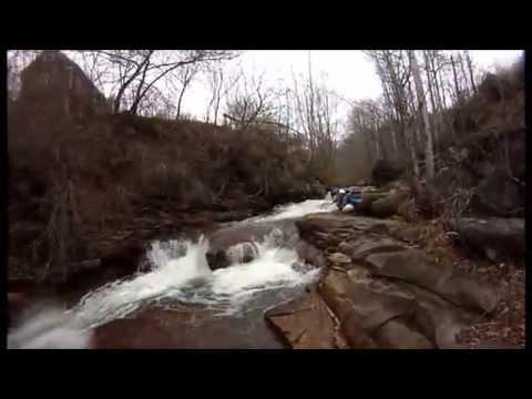 Paint Creek, Johnstown PA - First Run!