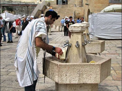 Asher Yatzar--Why We Have Blessing After Going To The Bathroom?