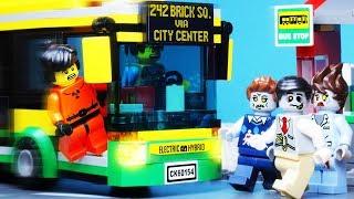Lego Zombie Attack Fail Funny Animation