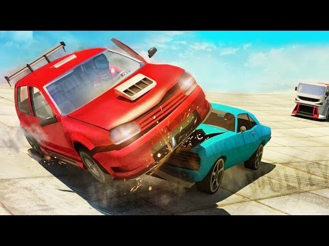 Car Destruction 2017 (by Tapinator) Android Gameplay HD - Sports Cars Crash Simulator Games For Kids - ???