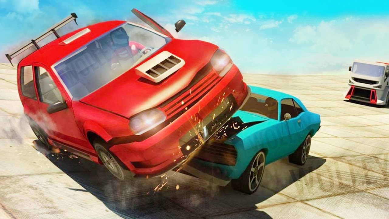 Car Destruction 2017 By Tapinator Android Gameplay Hd Sports