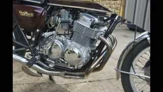 HONDA    -     Restauration CB 750 four K7  1978.