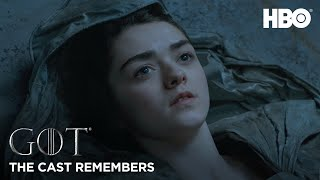 The Cast Remembers: Maisie Williams On Playing Arya Stark | Game Of Thrones: Season 8 Hbo