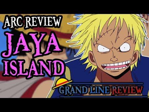 Jaya Island (Arc Review)