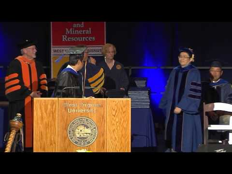 Statler College of Engineering and Mineral Resources Commencement, 2015: West Virginia University