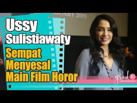 Derita Ussy Sulistiawaty Saat Syuting Film Horor Hingga Menyesal
